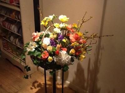 Life Celebration Garden Basket Naturalstic