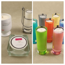 Mixture Soy Candles & Accessories