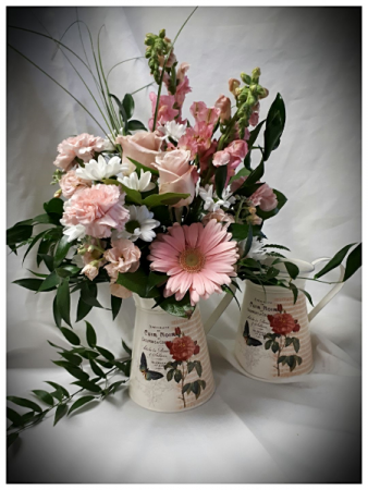 mod madeioselle bouquet
