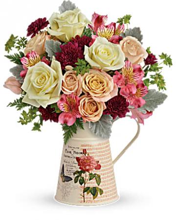 Mod Mademoiselle Bouquet Fresh Flowers