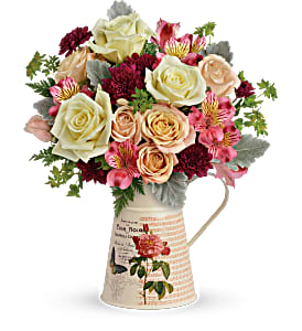 Mod Mademoiselle Bouquet Mother's Day