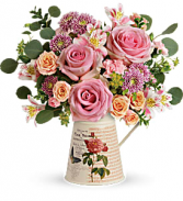 Mod Mademoiselle Mothers Day Arrangement
