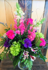 Modern Bliss Fresh Floral Design