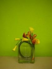 Modern Calla Lilies Easter