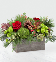 Modern Table Piece arrangement