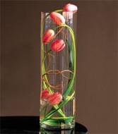 Modern Contemporary Tulips Las Vegas Flowers Anniversary Flowers