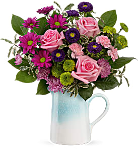 Modern Country Bouquet