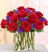 Modern Enchantment™ Roses Arrangement