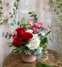 Winter Romance Floral Arrangement