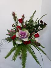 Modern Love Mixed Rose Bouquet