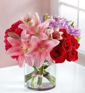 Modern Love  Vased Arrangment