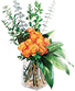 Modern Rose Bouquet Floral Arrangement