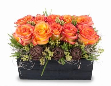 Modern Rose Box