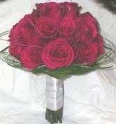 Modern roses bouquet