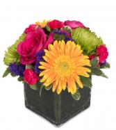 Modern Spring small vase  Vase