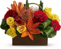 Modern  Flower Arrangement Las Vegas Flower