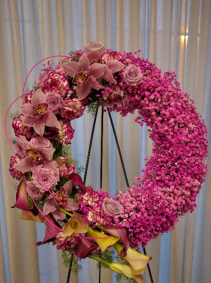 Modern Wonder Wreath