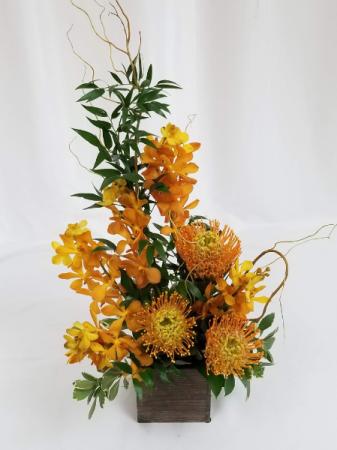 Mokaras' Day Tropical Bouquet