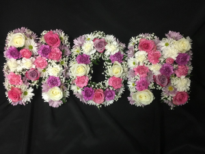 MOM Casket Tribute in Red Lake, ON | FOREVER GREEN GIFT BOUTIQUE