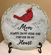 Mom Forever In My Heart Stone and Stand