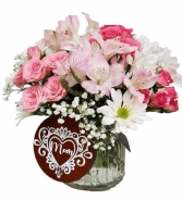 MOM Memories Keepsake Jar