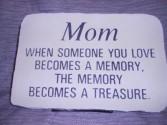 Mom Sympathy Stone Sympathy