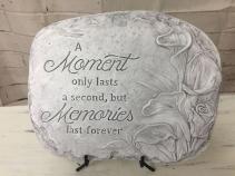 Moment Keepsake Stone Keepsake Stone