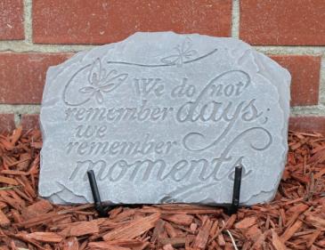 Moments plaque