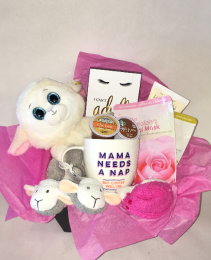 Mommy and Me Mother's Day Basket