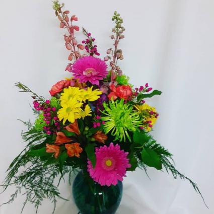 Momosa Floral Arrangement