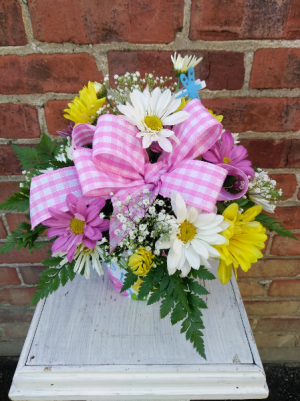 Mom's Daisy Garden Bouquet Mother's day in Elyria, OH | PUFFER'S FLORAL SHOPPE, INC.