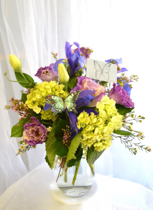 Mom's Day at the Spa Special Bouquet in Wauseon, OH   ANYTHING GROWS