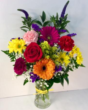 M8 Summer Garden Vase