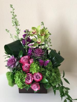 Mom's Garden Box  in Aliso Viejo, CA | Lily Fiore Floral Boutique