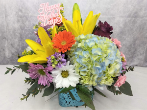 Moms Garden fresh local delivery in Defiance, OH | FANCY PETALS