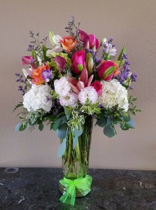 Mom's Green Light Exclusively at Mom & Pops in Oxnard, CA | Mom and Pop Flower Shop