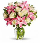 Mom's Lily & Roses Exclusively at Mom & Pops