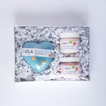 Mom's Night In Liola Luxuries Gift Set