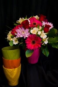 Mom's Pride and Joy Fresh cut arrangement
