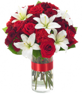 Mom's Razzle Dazzle Only at Mom & Pop Flower Shop