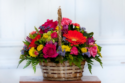 Mom's Richness Basket