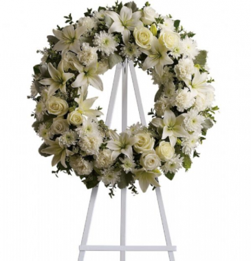 Mom's Serenity Wreath Exclusively at Mom & Pops