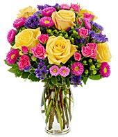 Sunny Day Vase Arrangement