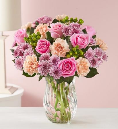 Mom's Sweet Garden Bouquet