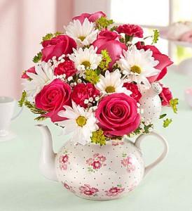 Tea Party™ Flower Arrangement
