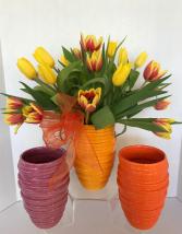 Mom's Tulip Surprise