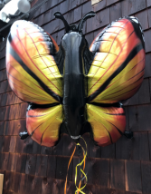 Monarach Butterfly XL Balloon Add on