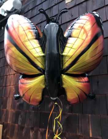 Monarach Butterfly XL Balloon Add on