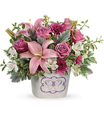 Monarch Garden Bouquet