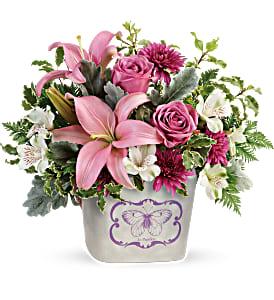 Monarch Garden Bouquet Teleflora